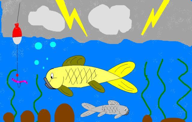 """Рыбы 8""""А"""""""